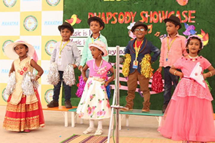 Mahatma Global Gateway School-Rhapsody