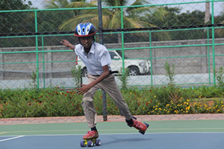 Mahatma Global Gateway School-Skating