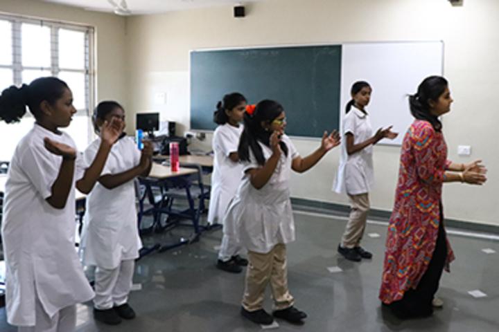 Mahatma Global Gateway School-Western Dance