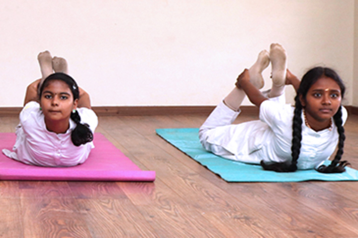 Mahatma Global Gateway School-Yoga