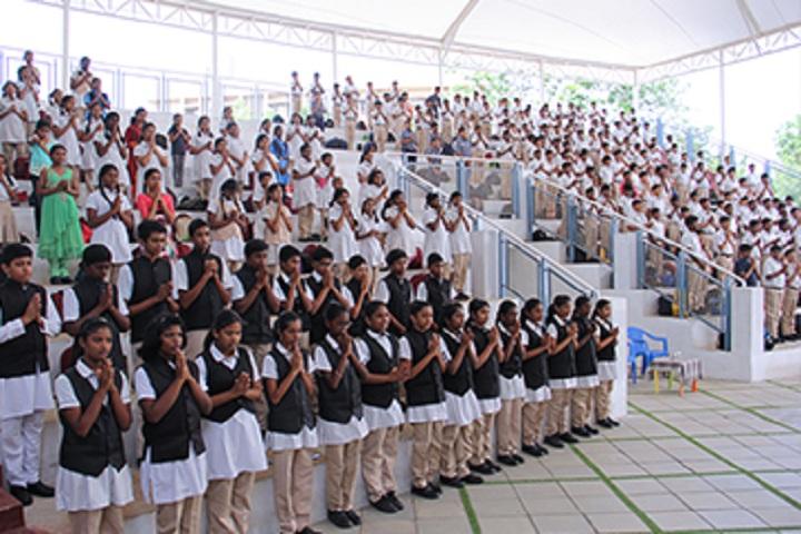 Mahatma Global Gateway School-Amphi Theatre