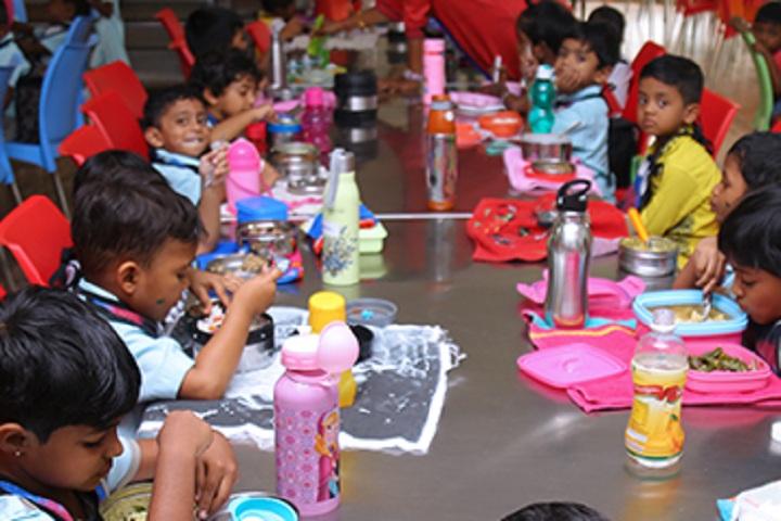 Mahatma Global Gateway School-Cafeteria