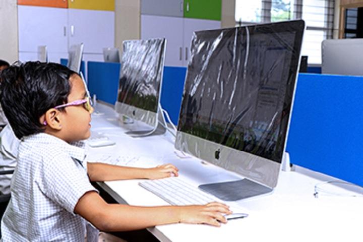 Mahatma Global Gateway School-Computer Lab