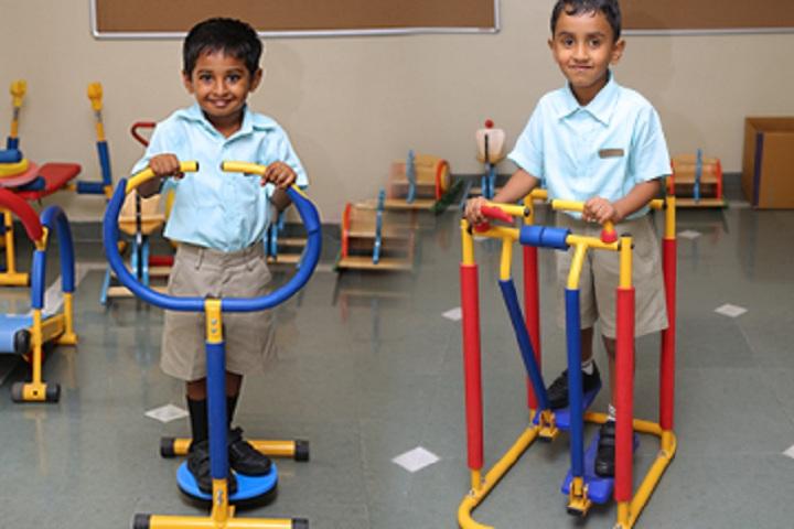 Mahatma Global Gateway School-GYM