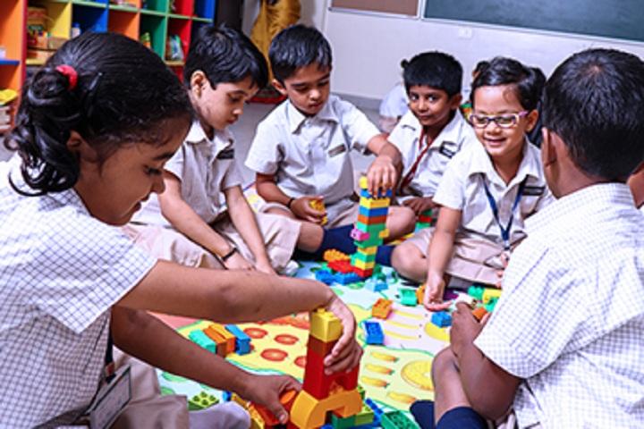 Mahatma Global Gateway School-Lego Lab