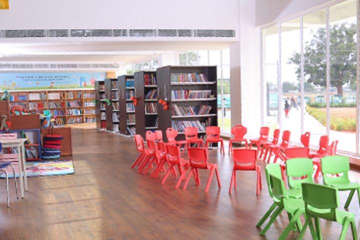 Mahatma Global Gateway School-Library