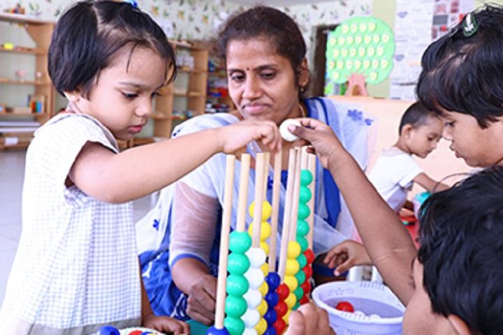 Mahatma Global Gateway School-Montessori Lab