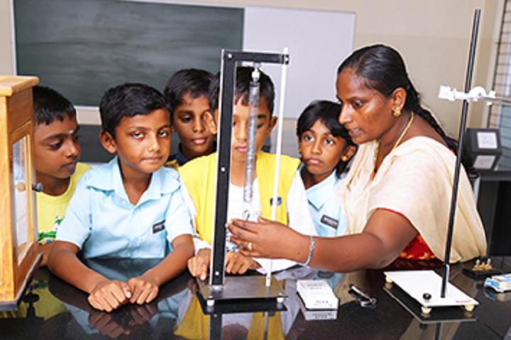 Mahatma Global Gateway School-Physics Lab