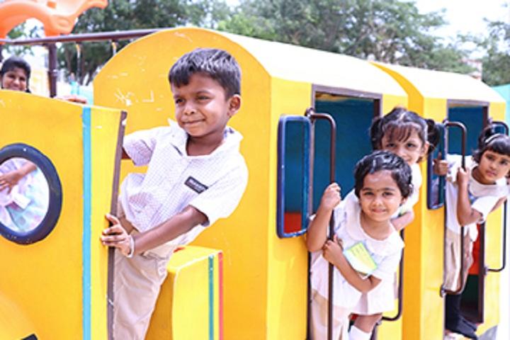 Mahatma Global Gateway School-Play Area