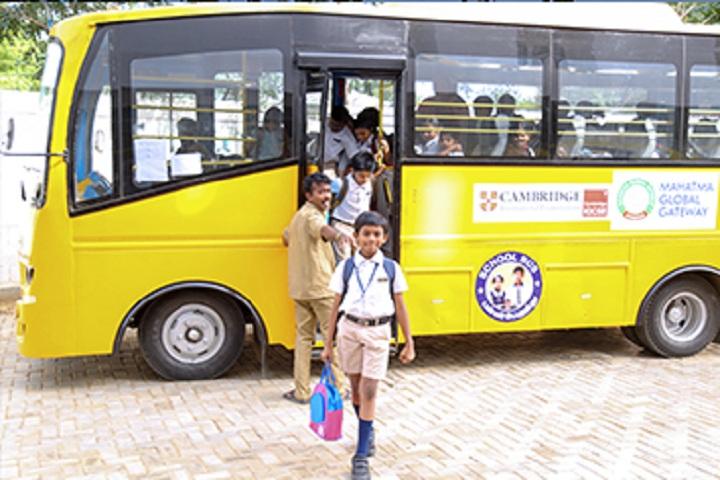 Mahatma Global Gateway School-Transport