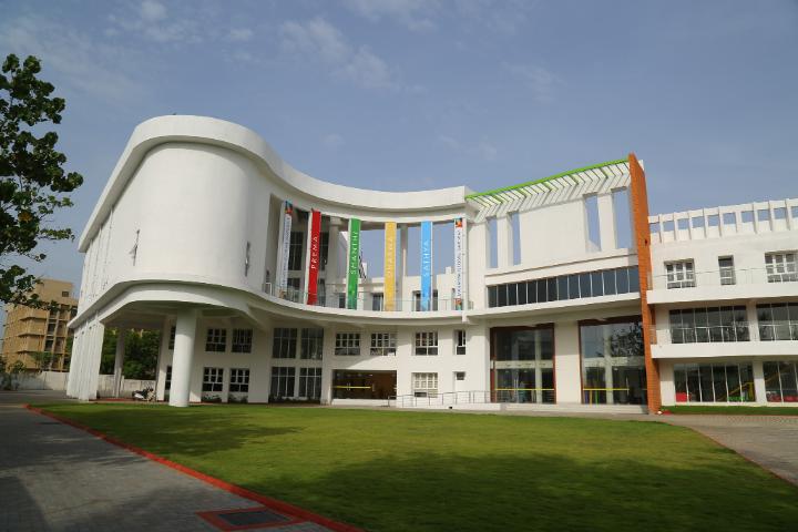 Mahatma Global Gateway School - School Building