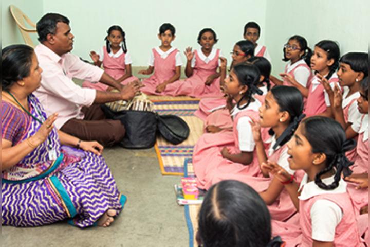 Mahatma Montessori School - Vocal Classes