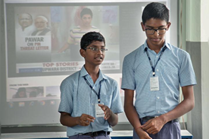 Mahatma Montessori School - Multimedia Facility
