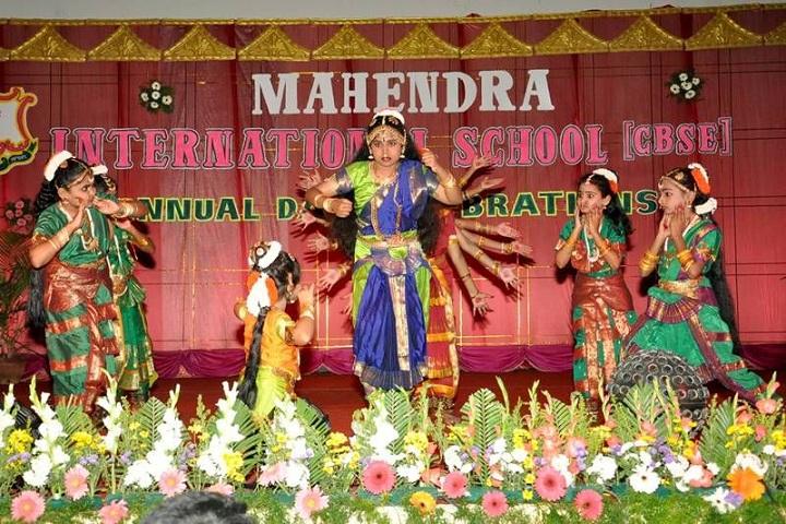 Mahendra International School-Annual Day