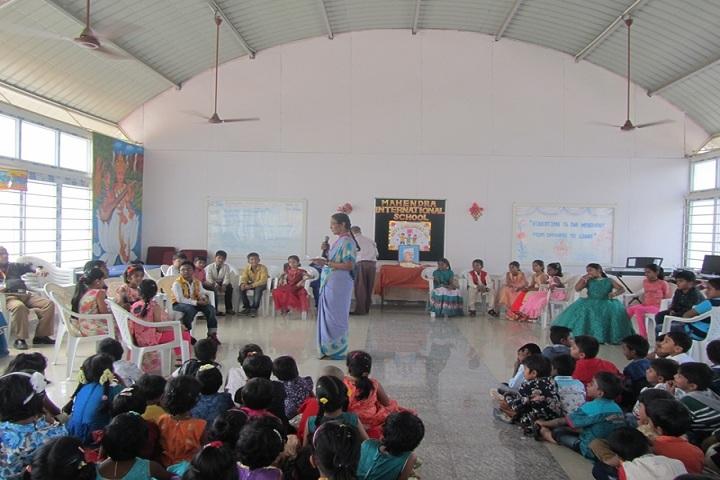 Mahendra International School-Childrens Day