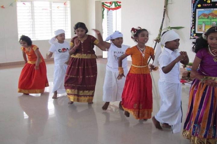 Mahendra International School-Cultural Programme