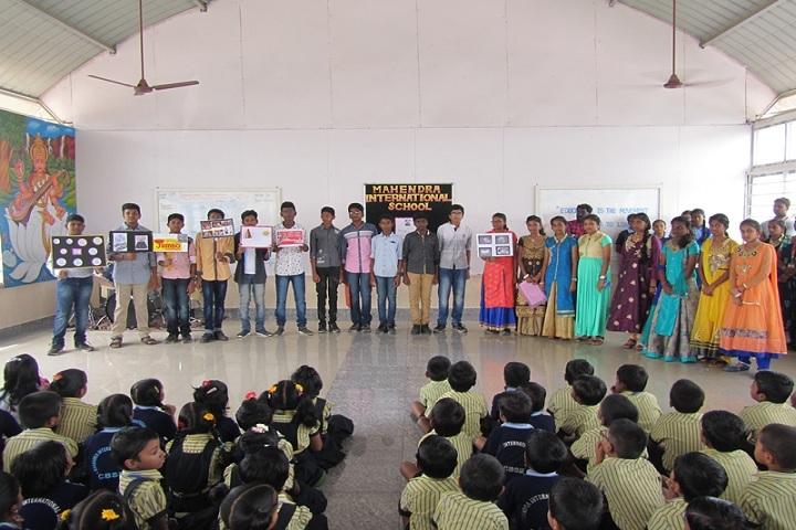Mahendra International School-Diwali Celebration