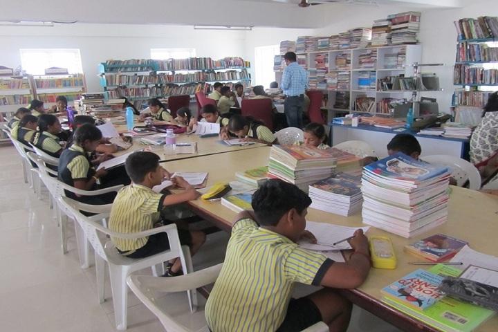 Mahendra International School-Library