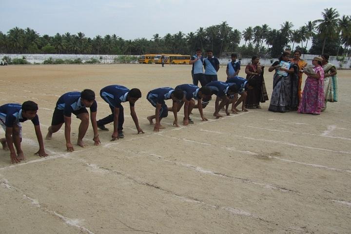 Mahendra International School-Sports Day