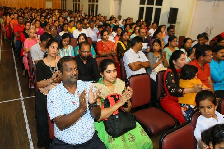 Mahindra World School-Parenting Seminar