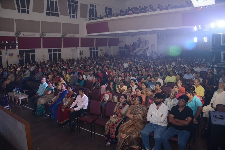 Mahindra World School-Annual Day
