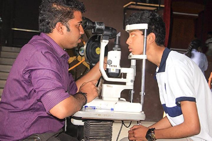 Manchester International School-Eye Care
