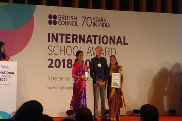 Marg Navajyothi Vidyalaya - Award Issuing