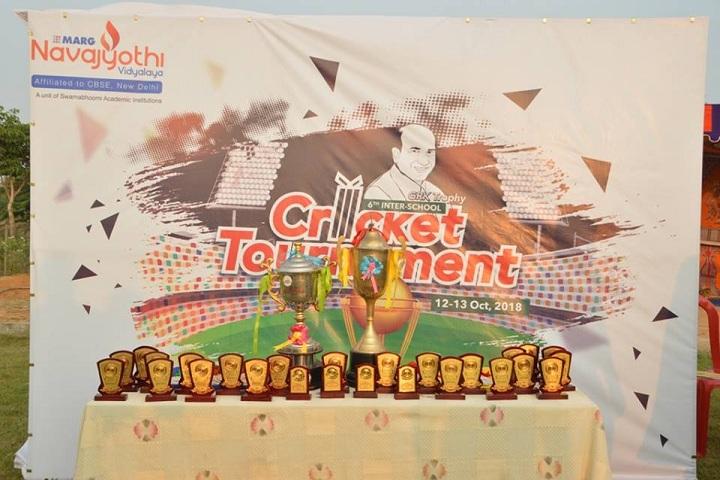 Marg Navajyothi Vidyalaya -Sports