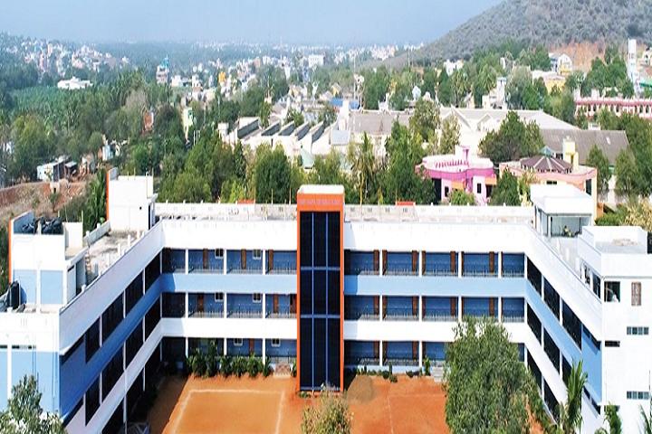 Mary Matha CMI Public School-Campus
