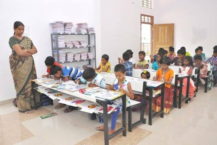 Mary Matha CMI Public School-Class Room