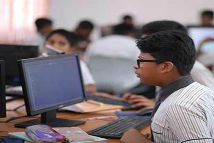 Mary Matha CMI Public School-Computer Lab