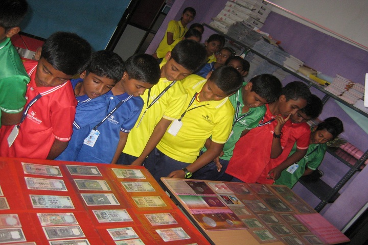 MDN Future School-Coins And Cuurency Exhibition