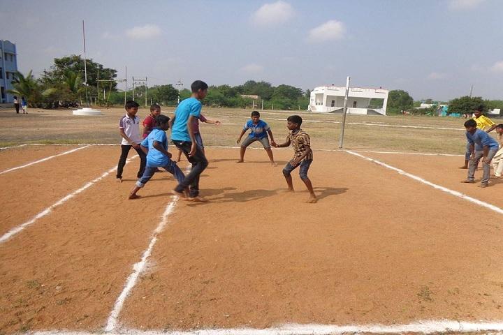 Meenakshi Ammal Global School-Sports
