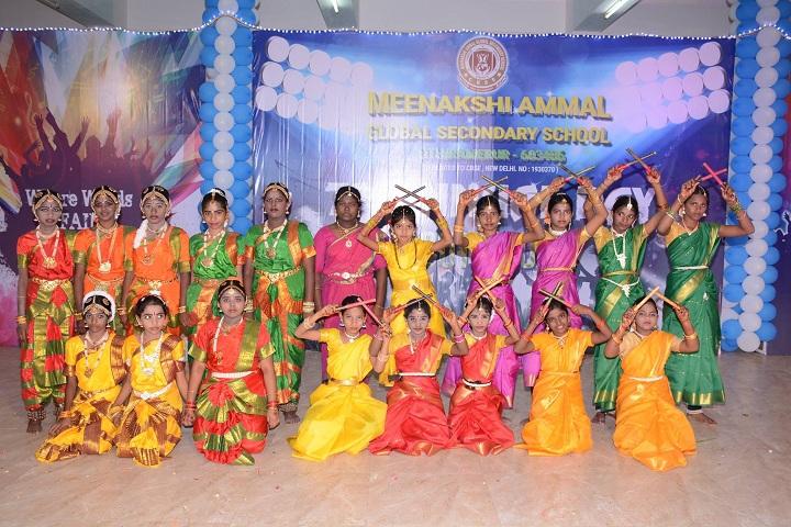Meenakshi Ammal Global School-Annual Day