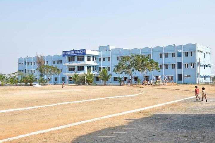 Meenakshi Ammal Global School-Campus