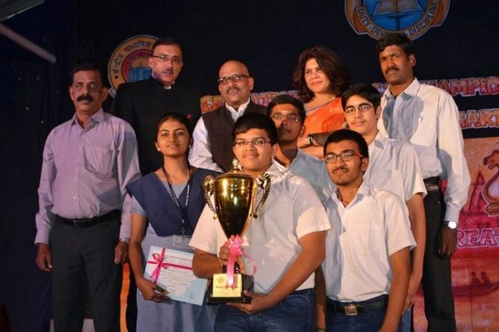 Modern Senior Secondary School-Awards
