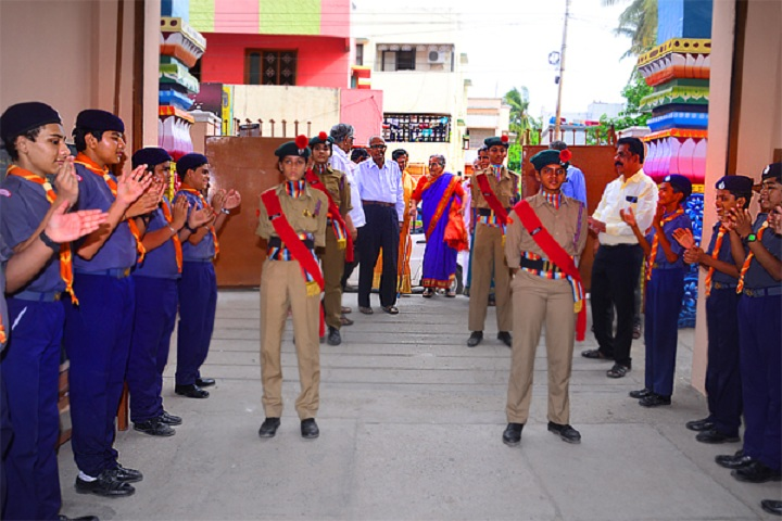 Modern Senior Secondary School-School Day Celebrations