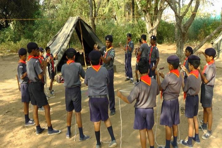 Modern Senior Secondary School-Scouts