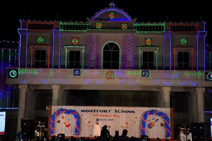 Montfort School-Annual Day Celebrations