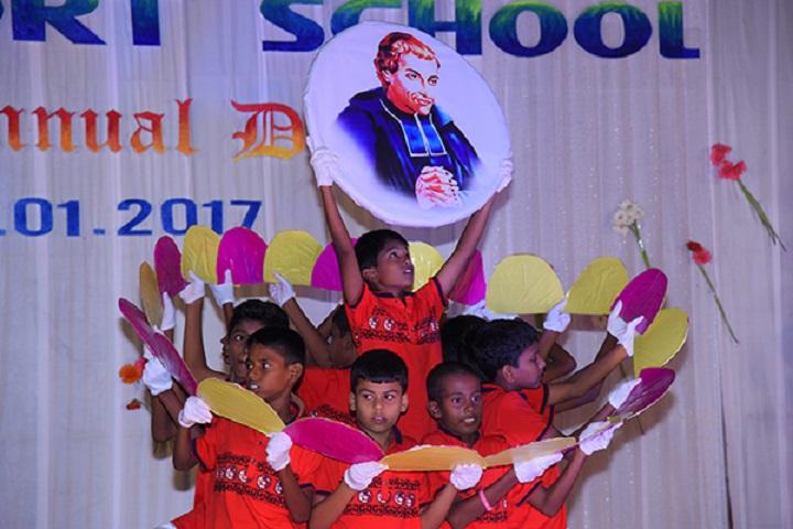 Montfort School-Dances