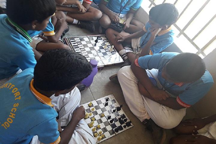 Montfort School-Games