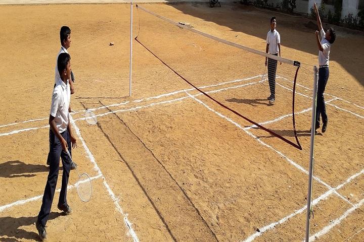 Montfort School-Play Ground