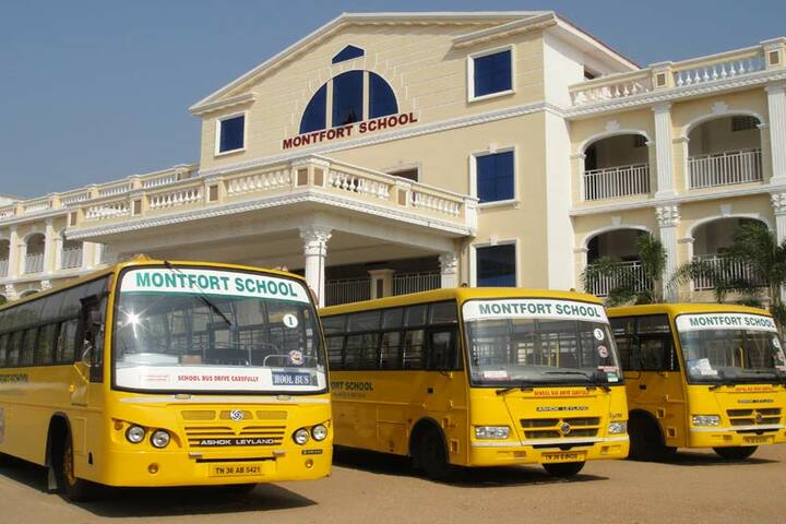Montfort School-Bus Facility