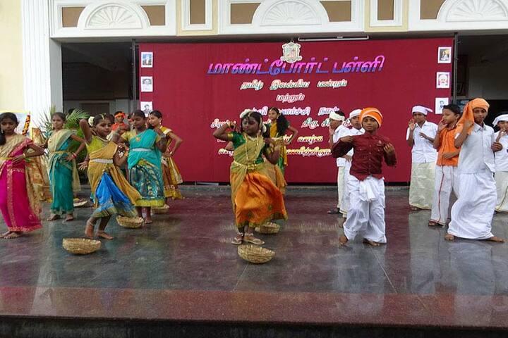 Montfort School-Cultural Activity