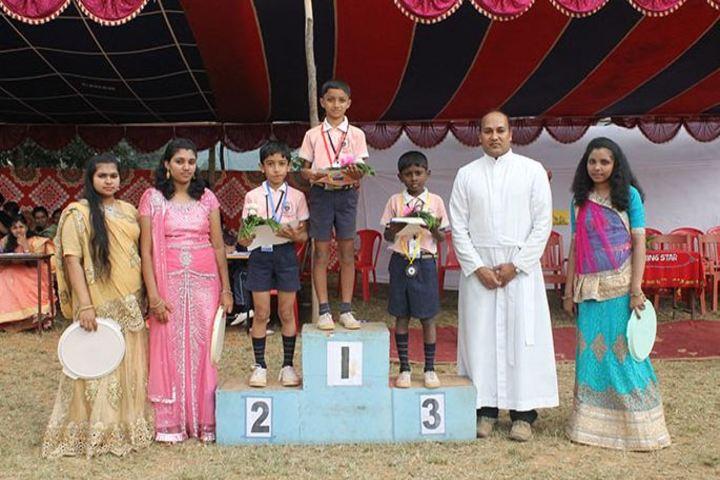 Morning Star Higher Secondary School-Awards