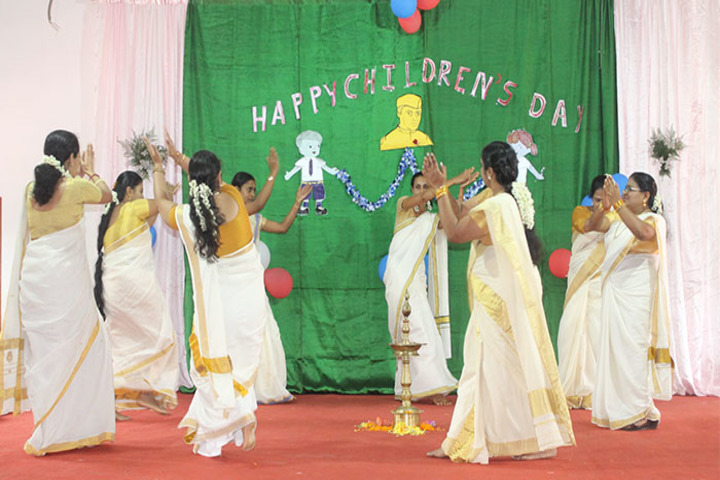 Morning Star Higher Secondary School-Childrens Day