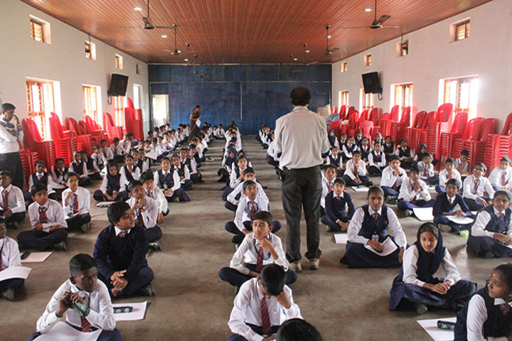Morning Star Higher Secondary School-Drawing Competition