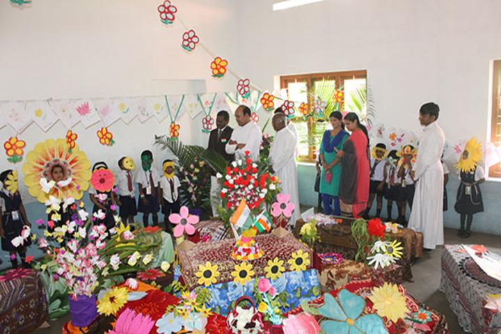 Morning Star Higher Secondary School-Exhibition
