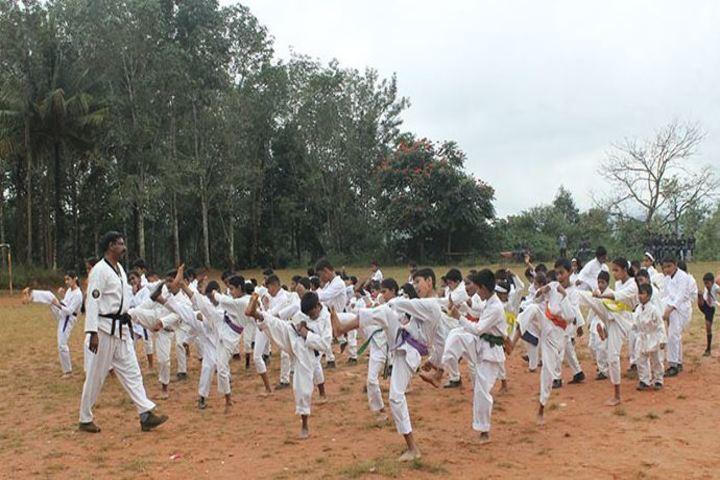 Morning Star Higher Secondary School-Karate