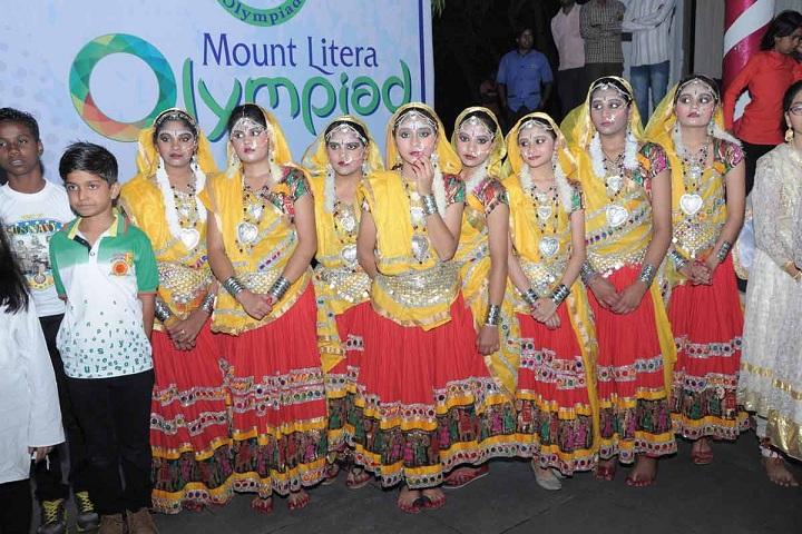 Mount Litera Zee School-Cultural Event